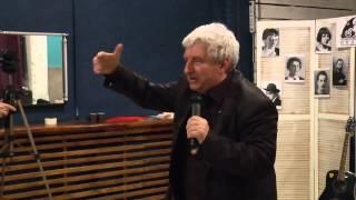 Лекции в ЮФУ: Владимир Шоган о педагогике