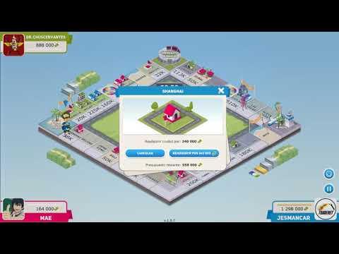 Business Tour | Monopoly marca Hacendado con una suertuda...