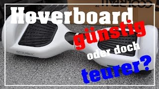 ALIEXPRESS | Günstiges HOVERBOARD AUS CHINA Review 💸 AliExpress-shopaholic_DE💸
