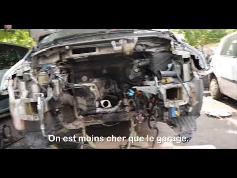 Les Garages du Bled 2018. Version Française