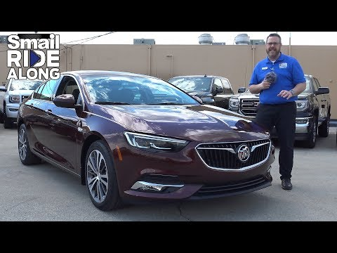 2018 Buick Regal Sportback - Review and Test Drive - Smail Ride Along