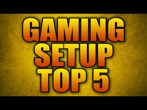 Top 5 Most Important Parts of my Gaming Setup (Holiday Wishlist Edition)