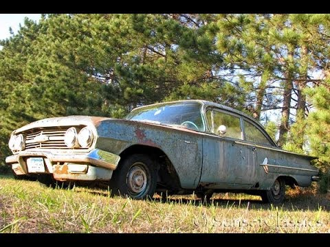 Enjoy This Unique 1960 Chevy Belair for Sale