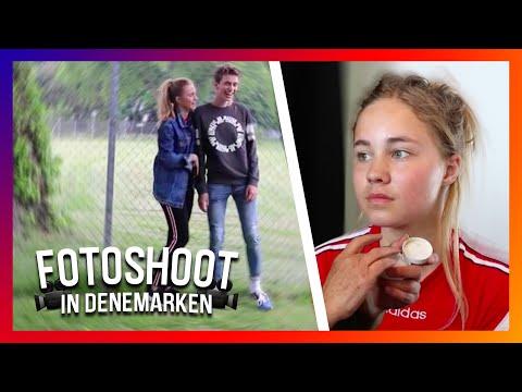 NAAR KOPENHAGEN VOOR EEN FOTOSHOOT - Vlog