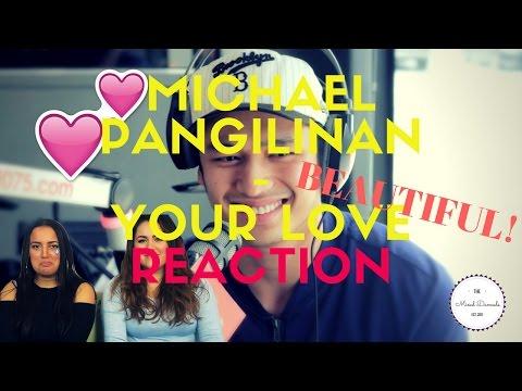Michael Pangilinan sings