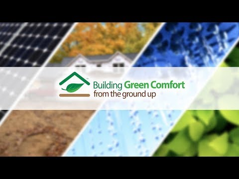 Building Green Comfort from the Ground Up - 039 - Solar thermal II