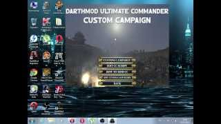 Empire Total War DarthMod 7.0 - Ultimate Commander Edition (установка и настройка мода)(Подпишись на канал https://www.youtube.com/user/DimmmkaTV!!!! Так же на канале можно увидеть летсплеи (прохождения) по таким..., 2014-03-15T16:32:44.000Z)