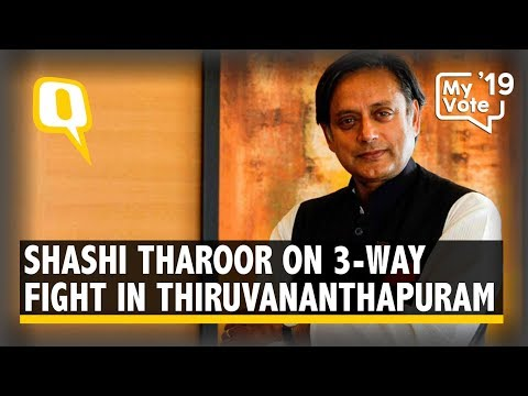 Congress' Wordsmith Shashi Tharoor Answers Tough Questions About Elections2019