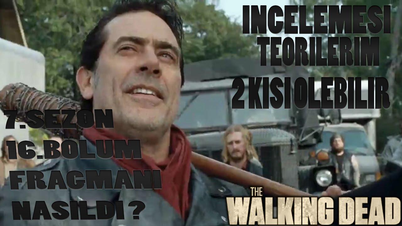 The Walking Dead 7sezon 16bölüm Türkce Fragman Incelemesi