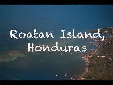 Trip to Roatan Island, Honduras