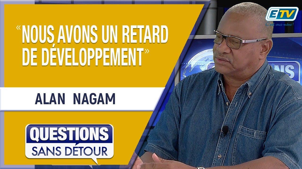 Questions Sans Détour avec Alan NAGAM