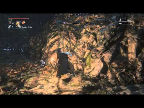 Bloodborne™ Forbidden Woods Hidden Path Run to Iosefka's Clinic and Cainhurst Summons PS4 Exclusive