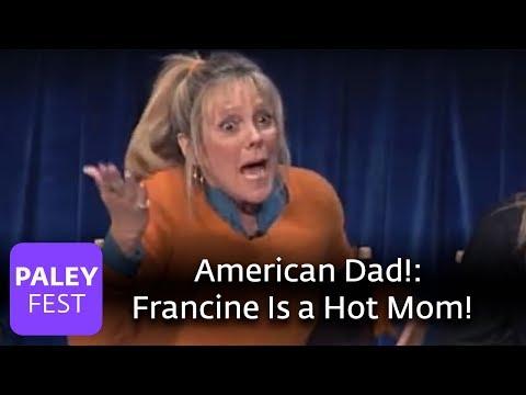 American Dad!  Francine Is a Hot Mom!