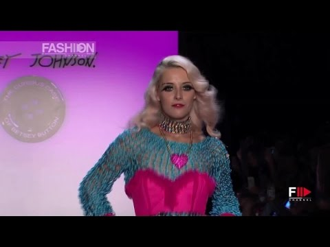 BETSEY JOHNSON Spring 2016 Full Show New York by Fashion Channel