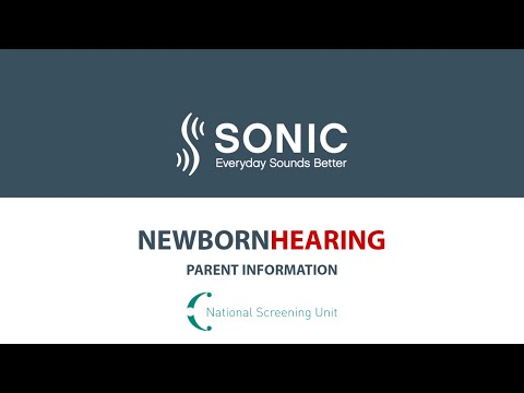 Introduction To Newborn Hearing Screening In New Zealand
