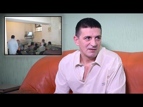 """BALKAN INFO: Zoran Branković Lepi – Zatvor u Sremskoj Mitrovici je """"sačuvaj Bože""""!"""