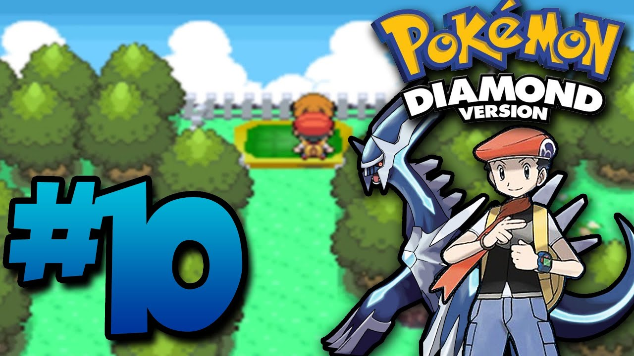 how to play pokemon diamond on android