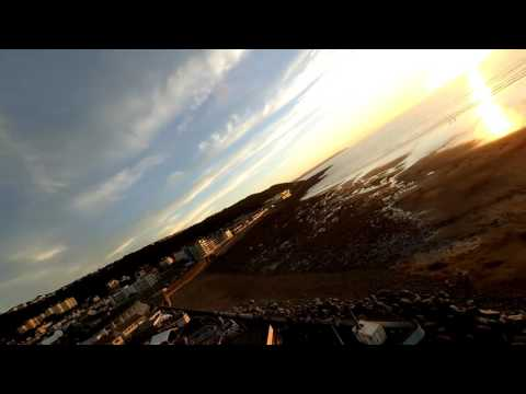Falcon Evo Trip to the Beach