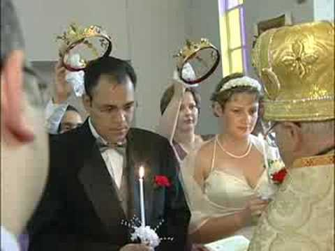 Ukranian Wedding Video St. Anne's Ukranian Orthodox Church Scarborough Toronto