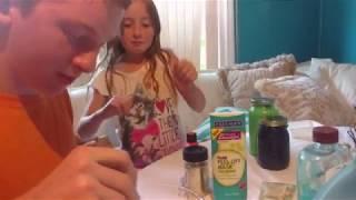 Make Zaria Fierce Series Themed Slime