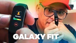 SAMSUNG GALAXY FIT. Bate de frente com Xiaomi mi band 4?