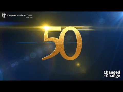 50 Years of Campus Crusade for Christ Philippines