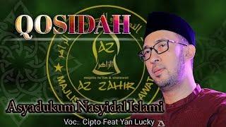 Download Lagu Asyadukum Nasyidal Islami full  lirik terbaru Az Zahir mp3