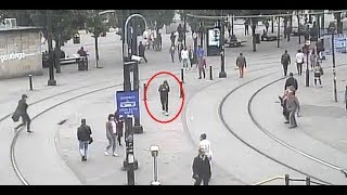 Manchester arena attacker carried bomb through the city