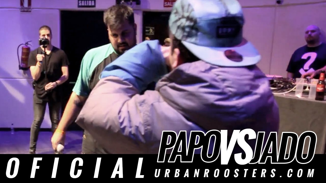 PAPO vs JADO / OFICIAL EXTREME BATTLE 2017