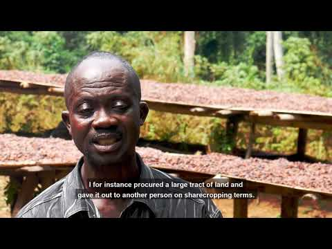 Agriculture Commercialisation and the Livelihoods of Smallholder Farmers in Ghana