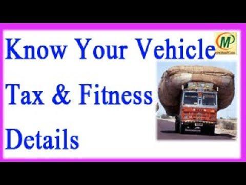 Vehicle fitness certificate online maharashtra