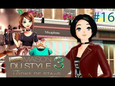 La Maison du Style 3 / Le Club et Raven Candle  Ep 16