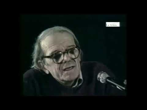 L'Art et les Sociétés de Contrôle (Gilles Deleuze)