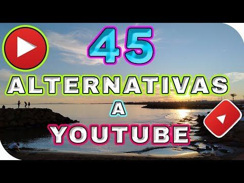 ¿QUÉ ALTERNATIVA EXISTE A 【YOUTUBE】? Conoce las 45 mejores alternativas a Youtube!