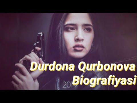 Durdona Qurbonova Biografiyasi