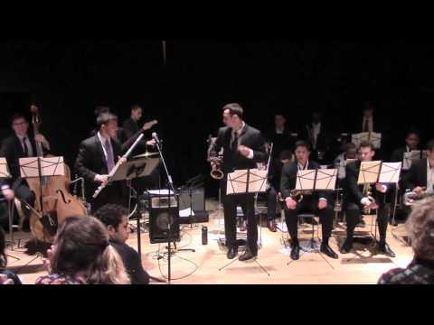 Yale Undergraduate Jazz Collective April 2016 Concert