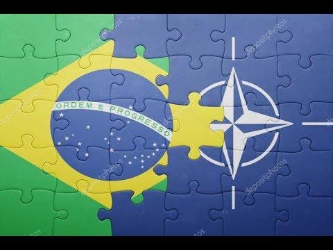 BRASIL AMEAÇA A CHINA AO INGRESSA NA OTAN