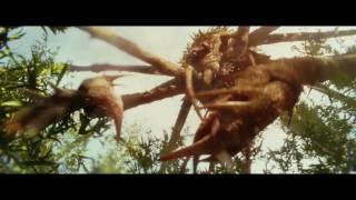 映画『キングコング:髑髏島の巨神』WEB-SPOT(怪獣編)【HD】2017年3月25日公開