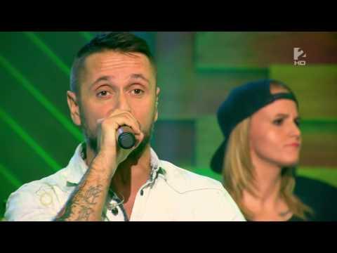 Majka, Curtis feat. Kollányi Zsuzsi - Eléglesz (Live)