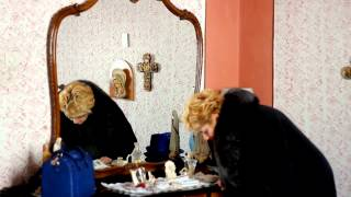 Milena allo Specchio e la sua Gemella