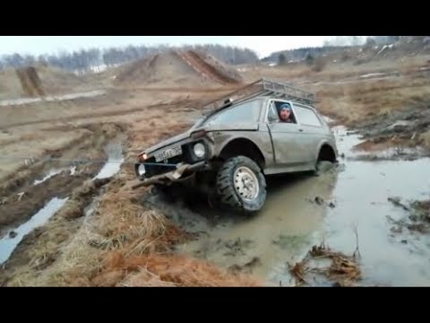 What Can Lada Niva In Stock