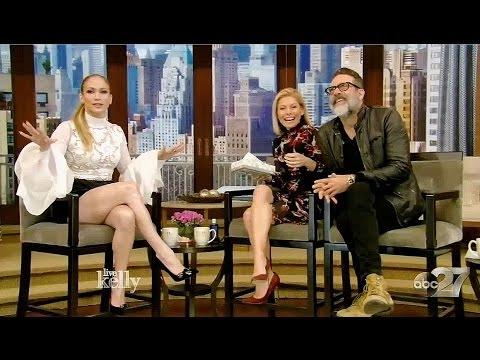 Live with Kelly (March 20, 2017) Jennifer Lopez, John Lithgow & host Jeffrey Dean Morgan Interview