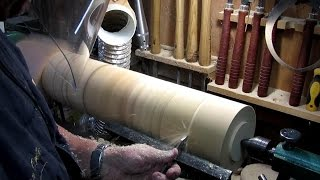 #93 Woodturning Table Legs Part 1 Of 2