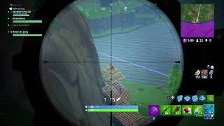 REALLY My Longest Possible Sniper Shot In Fortnite - (Fortnite Battle Royal) And Funny Snipes