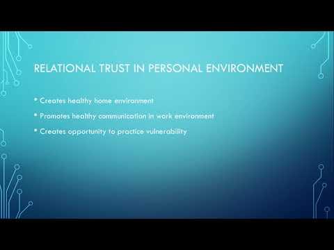 Relation Trust Presentation - Brandy Mondaine Carson
