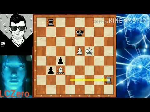 Leela chess zero  vs  Magnus Carlsen age 29