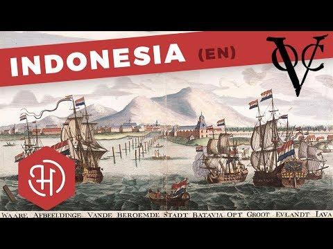 [Indonesia] The Dutch East India Company (the VOC)