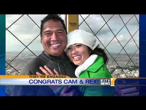 Congrats Cam and Rex!
