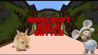 TOPO GIGIO E IL CONIGLIO AFRO - Minecraft Build Battles