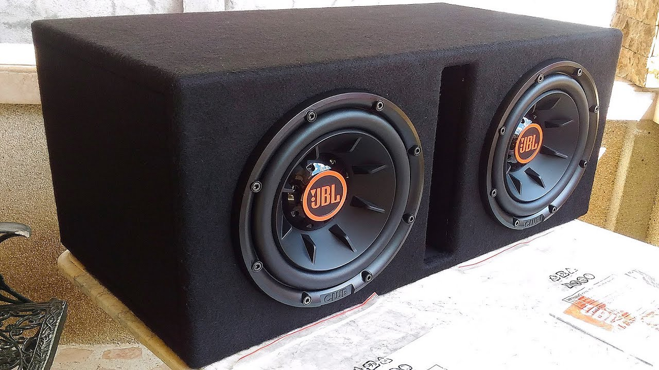 Download How to Make Dual L-Ported Subwoofer Box - DIY